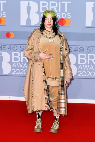 Brit Awards「The BRIT Awards 2020 - Red Carpet Arrivals」:写真・画像(18)[壁紙.com]
