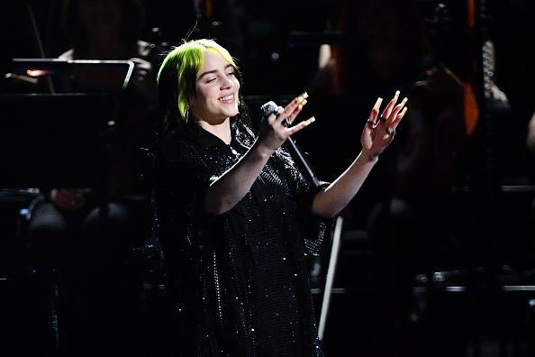 舞台芸術「The BRIT Awards 2020 - Show」:写真・画像(9)[壁紙.com]
