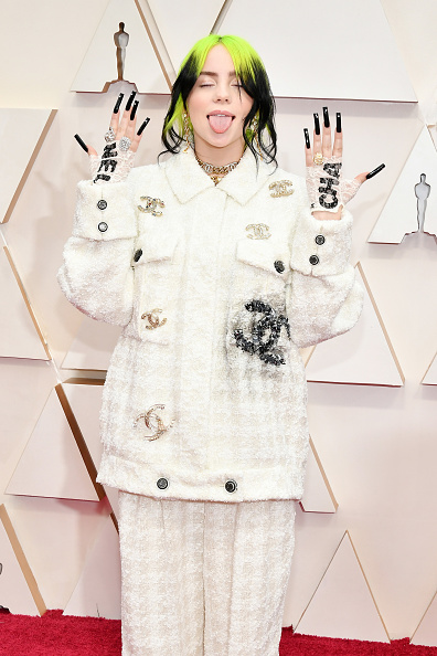 Chanel Jacket「92nd Annual Academy Awards - Arrivals」:写真・画像(13)[壁紙.com]