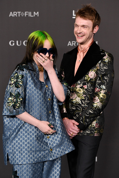 Green Hair「2019 LACMA Art + Film Gala Presented By Gucci - Arrivals」:写真・画像(13)[壁紙.com]
