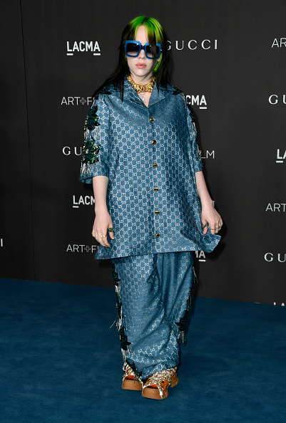 Green Hair「2019 LACMA Art + Film Gala Presented By Gucci - Arrivals」:写真・画像(16)[壁紙.com]