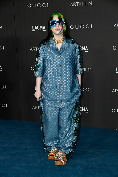 Green Hair「2019 LACMA Art + Film Gala Presented By Gucci - Arrivals」:写真・画像(17)[壁紙.com]