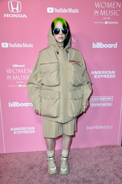 Green Hair「2019 Billboard Women In Music - Arrivals」:写真・画像(16)[壁紙.com]