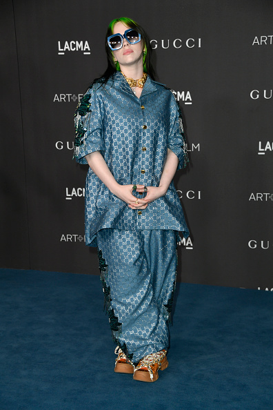Green Hair「2019 LACMA Art + Film Gala Presented By Gucci - Arrivals」:写真・画像(15)[壁紙.com]