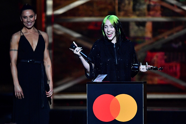 Brit Awards「The BRIT Awards 2020 - Show」:写真・画像(12)[壁紙.com]
