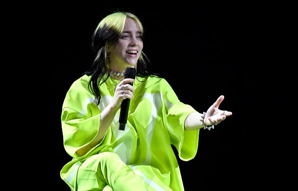 "Billie Eilish「Spotify Hosts ""Best New Artist"" Party At The Lot Studios - Inside」:写真・画像(12)[壁紙.com]"