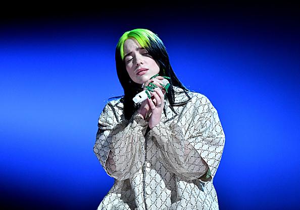 Billie Eilish「62nd Annual GRAMMY Awards - Inside」:写真・画像(13)[壁紙.com]
