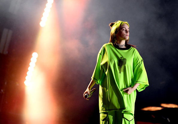 Billie Eilish「7th Annual We Can Survive, Presented By AT&T, A RADIO.COM Event」:写真・画像(11)[壁紙.com]