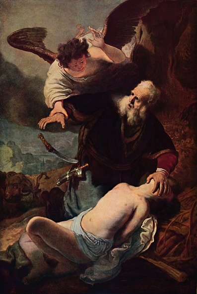 Old Testament「The Sacrifice Of Isaac」:写真・画像(2)[壁紙.com]