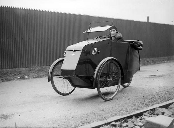 Bizarre Vehicle「Pedal Power」:写真・画像(10)[壁紙.com]