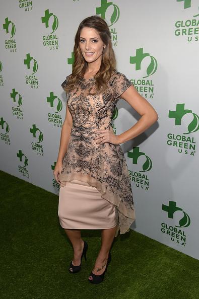 アシュリー グリーン「Global Green USA's 12th Annual Pre-Oscar Party At AVALON Hollywood」:写真・画像(6)[壁紙.com]
