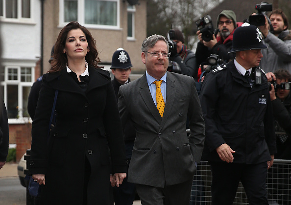 Nigella Lawson「Nigella Lawson Gives Evidence In The Trial Of Her Two Assistants」:写真・画像(19)[壁紙.com]