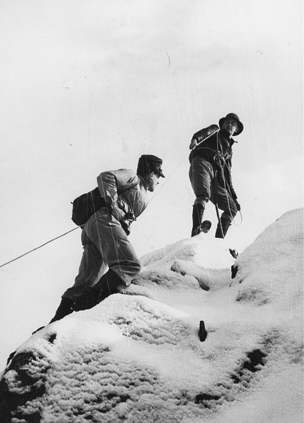 Climbing「Mountaineers In Lake Disctrict」:写真・画像(6)[壁紙.com]