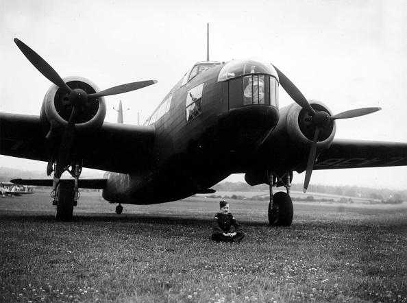 Explosive「Wellington Bomber」:写真・画像(4)[壁紙.com]
