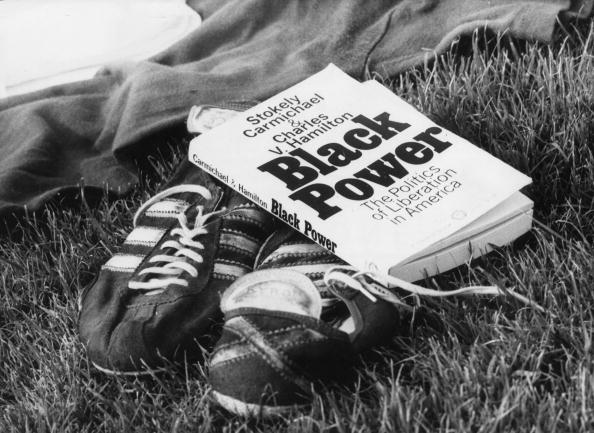 Literature「Black Power」:写真・画像(1)[壁紙.com]