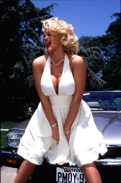 Playboy Magazine「Anna Nicole Smith...」:写真・画像(8)[壁紙.com]