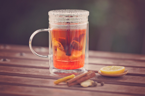 Pomegranate「Healthy Herbal Tea」:スマホ壁紙(2)