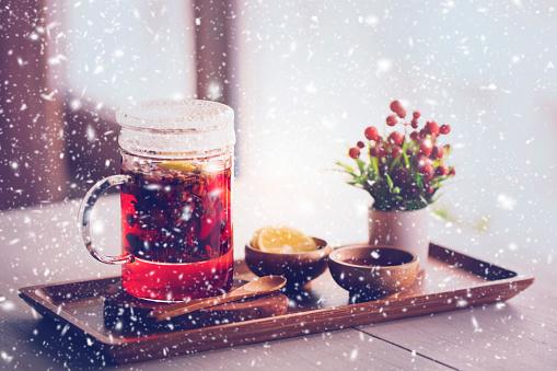 Hawthorn「Healthy herbal tea」:スマホ壁紙(19)