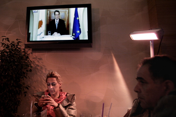 Republic Of Cyprus「Cyprus Seeks EU Bailout To Avert Financial Crisis」:写真・画像(17)[壁紙.com]