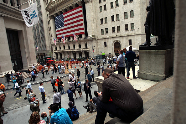 Crisis「Fed Meets As Speculation Builds On Possible Rate Cut」:写真・画像(13)[壁紙.com]