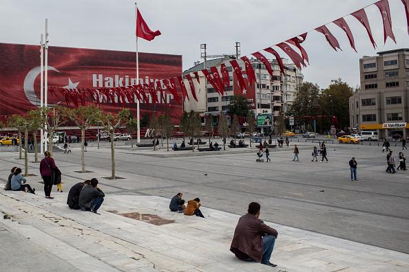 Effort「Increased Nationalism Dominates Turkey Post Failed Coup Attempt」:写真・画像(11)[壁紙.com]