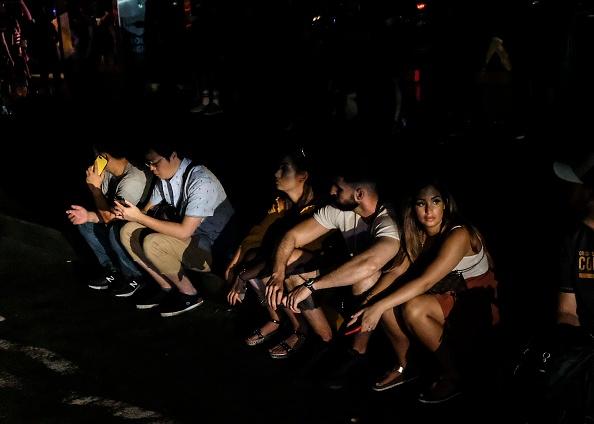 ニューヨーク市「Section of Midtown And Upper West Side Of Manhattan Loses Power」:写真・画像(5)[壁紙.com]