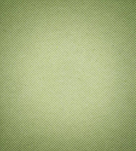 green antique paper with halftone:スマホ壁紙(壁紙.com)