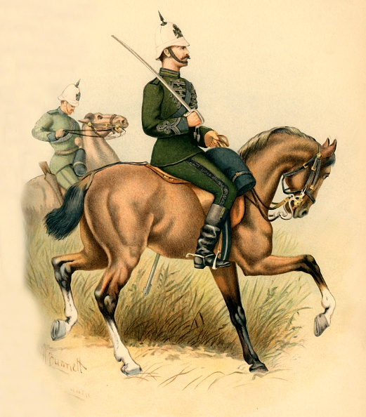 Giles「The Cape Mounted Rifles」:写真・画像(9)[壁紙.com]