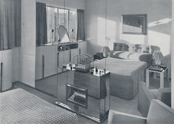 Upholstered Furniture「Doris Howard Robertson ARIBA - House Of The Marquesa De Casa Maury - The Owners Bedroom」:写真・画像(5)[壁紙.com]