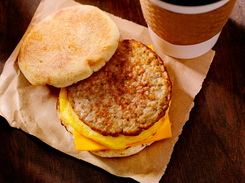 Sandwich「Sausage and Egg Breakfast Sandwich」:スマホ壁紙(19)