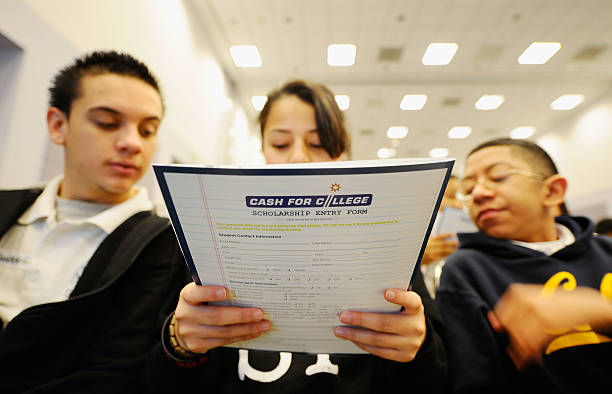 Students Attend College And Career Convention In Los Angeles:ニュース(壁紙.com)