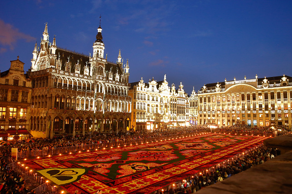 Brussels-Capital Region「Flower Carpet 2014 In Brussels」:写真・画像(12)[壁紙.com]