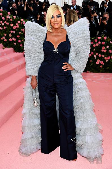 Kris Jenner「The 2019 Met Gala Celebrating Camp: Notes on Fashion - Arrivals」:写真・画像(11)[壁紙.com]