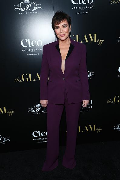 Kris Jenner「The Glam App Celebration Event - Arrivals」:写真・画像(17)[壁紙.com]