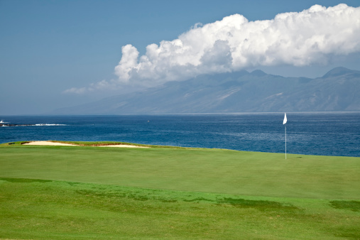 Sand Trap「Ocean Golf Green」:スマホ壁紙(19)