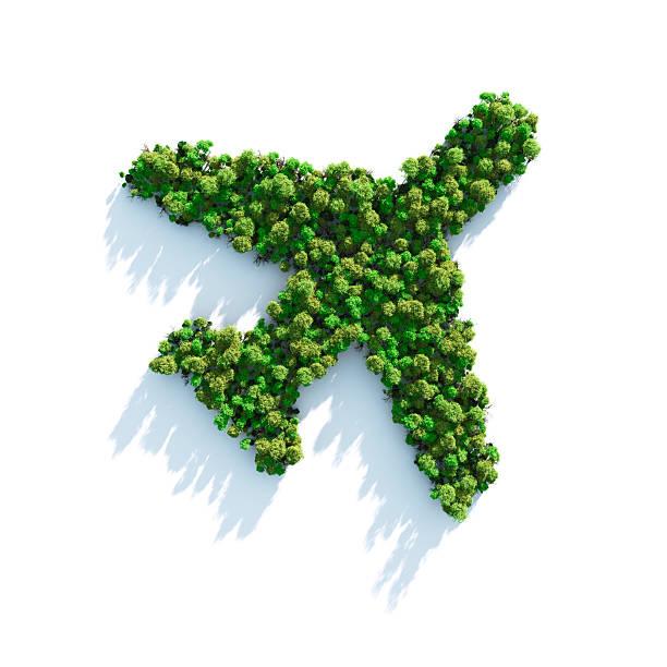Green Plane:スマホ壁紙(壁紙.com)