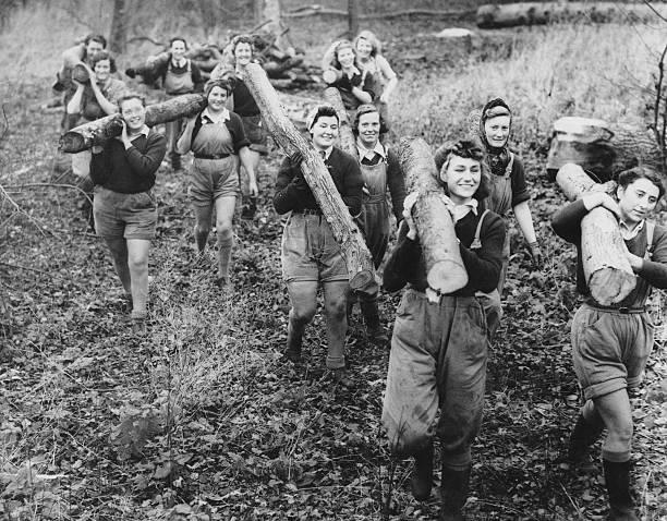 Women's Land Army:ニュース(壁紙.com)