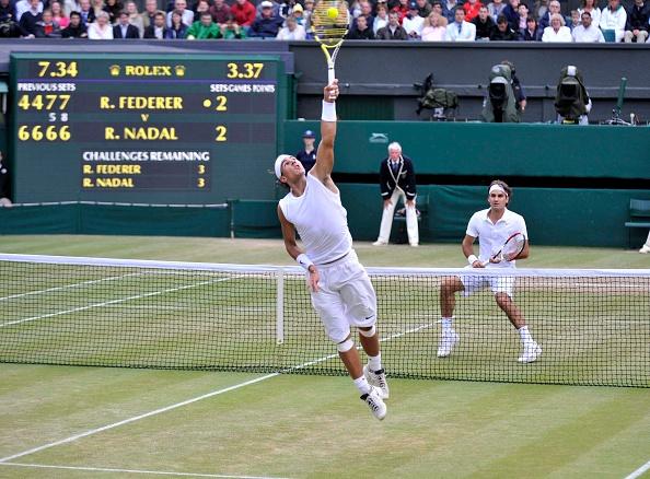 Wimbledon Lawn Tennis Championships「Wimbledon Tennis Championships Mens Final 2008」:写真・画像(5)[壁紙.com]