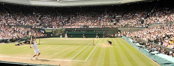 Wimbledon Lawn Tennis Championships「Wimbledon Tennis Championships Mens Final 2008」:写真・画像(10)[壁紙.com]