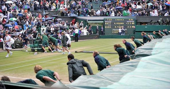 International Tennis Federation「Wimbledon Tennis Championships Mens Final 2008」:写真・画像(6)[壁紙.com]