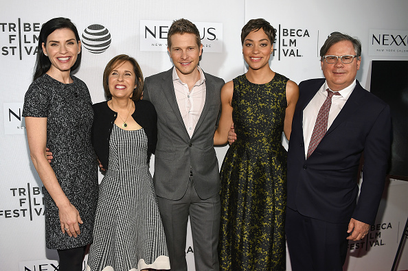 "Robert King「""The Good Wife"" Screening - 2016 Tribeca Film Festival」:写真・画像(7)[壁紙.com]"