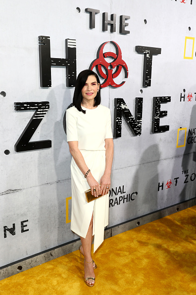 "Metallic Shoe「National Geographic Premiere Of ""The Hot Zone""」:写真・画像(6)[壁紙.com]"