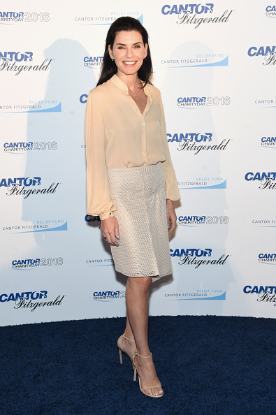 Gray Skirt「Annual Charity Day Hosted By Cantor Fitzgerald, BGC and GFI - Cantor Fitzgerald Office - Arrivals」:写真・画像(6)[壁紙.com]