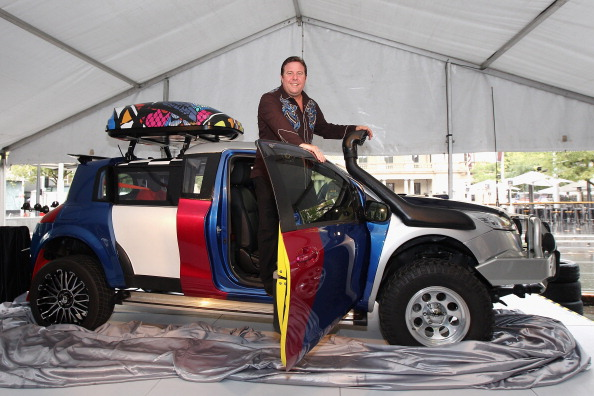 Shane Cameron「Shane Jacobson Launches Concept Car In Circular Quay」:写真・画像(19)[壁紙.com]