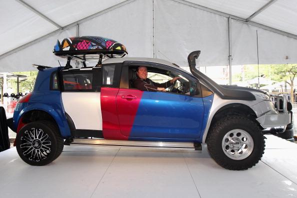 Shane Cameron「Shane Jacobson Launches Concept Car In Circular Quay」:写真・画像(17)[壁紙.com]
