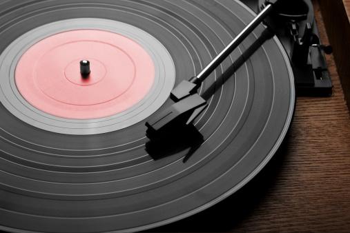Spinning「Vinyl」:スマホ壁紙(18)