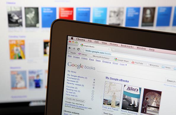 San Anselmo「Google Launches eBookstore」:写真・画像(13)[壁紙.com]