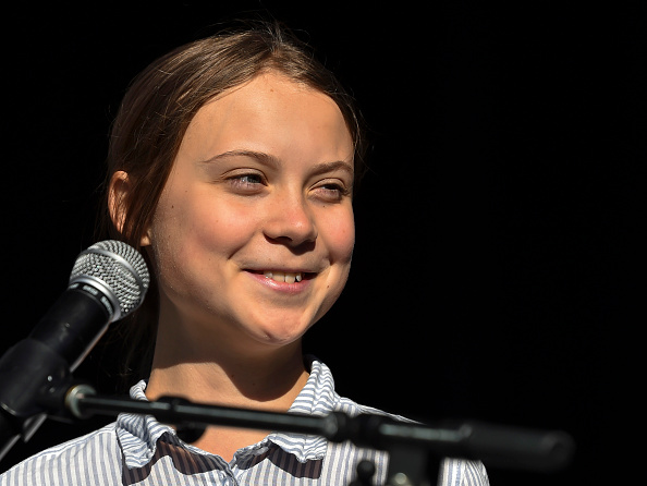 Greta Thunberg「Climate March Held In Montreal, Canada」:写真・画像(16)[壁紙.com]