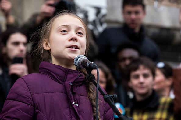 Vaud Canton「Greta Thunberg Joins Climate Protest Ahead Of Davos Summit」:写真・画像(18)[壁紙.com]