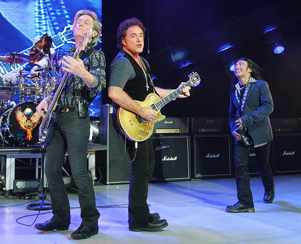Journey「Journey In Concert At Planet Hollywood」:写真・画像(11)[壁紙.com]